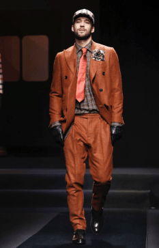 DAKS MENSWEAR FALL WINTER 2018 MILAN49