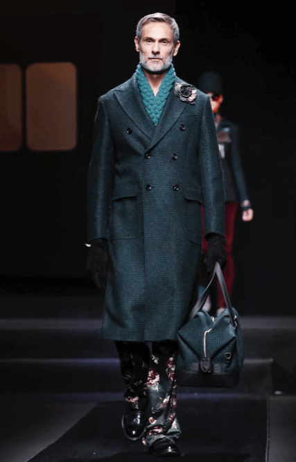DAKS MENSWEAR FALL WINTER 2018 MILAN52