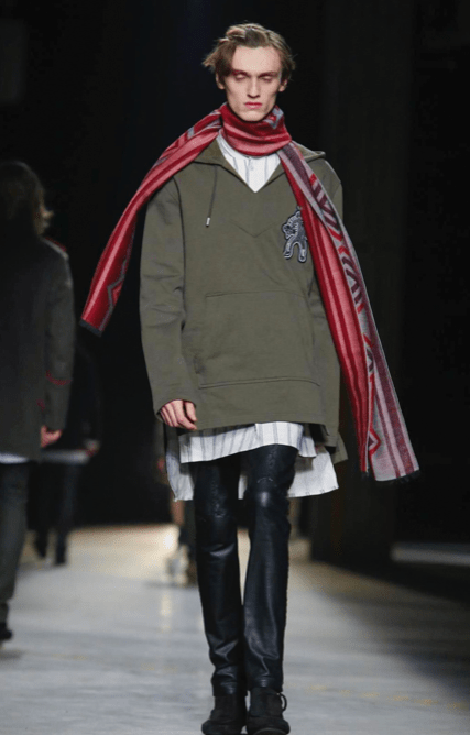 DIESEL BLACK GOLD MENSWEAR FALL WINTER 2018 MILAN14