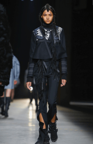 DIESEL BLACK GOLD MENSWEAR FALL WINTER 2018 MILAN20