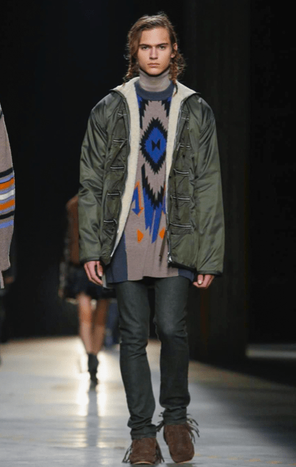 DIESEL BLACK GOLD MENSWEAR FALL WINTER 2018 MILAN24