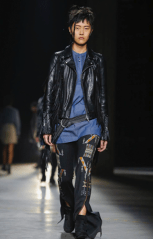 DIESEL BLACK GOLD MENSWEAR FALL WINTER 2018 MILAN3