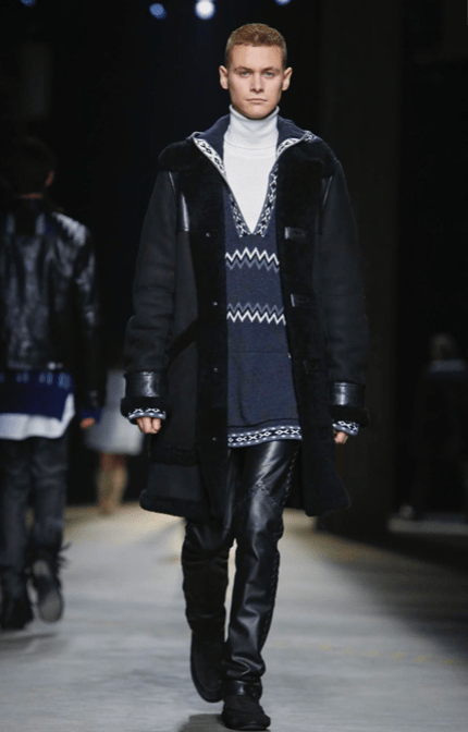 DIESEL BLACK GOLD MENSWEAR FALL WINTER 2018 MILAN35