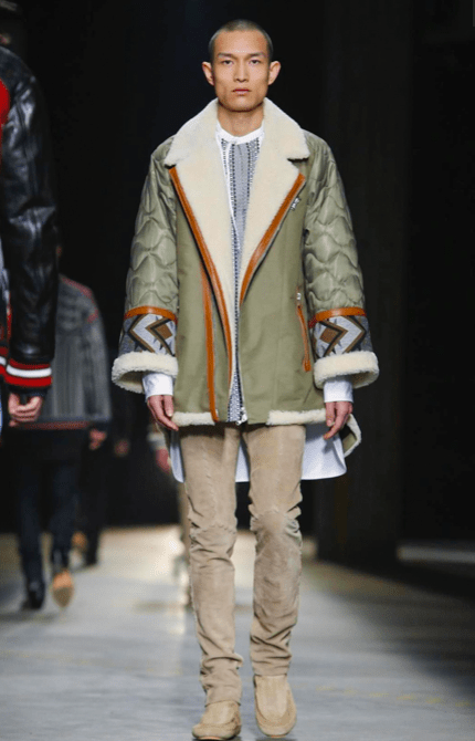 DIESEL BLACK GOLD MENSWEAR FALL WINTER 2018 MILAN47