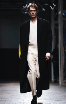 DIRK BIKKEMBERGS MENSWEAR FALL WINTER 2018 MILAN17