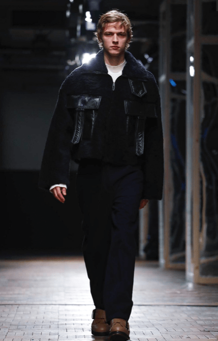 DIRK BIKKEMBERGS MENSWEAR FALL WINTER 2018 MILAN39