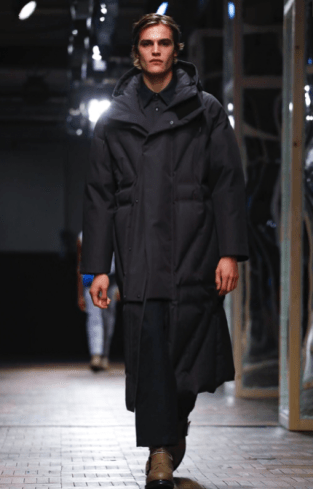 DIRK BIKKEMBERGS MENSWEAR FALL WINTER 2018 MILAN7