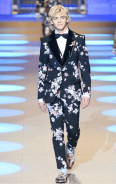 DOLCE & GABBANA MENSWEAR FALL WINTER 2018 MILAN81
