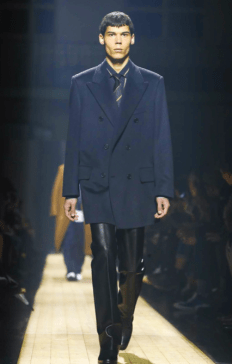 DUNHILL MENSWEAR FALL WINTER 2018 PARIS23