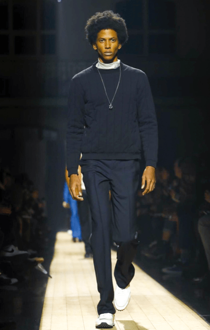 DUNHILL MENSWEAR FALL WINTER 2018 PARIS27