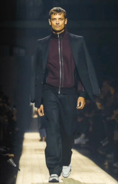 DUNHILL MENSWEAR FALL WINTER 2018 PARIS9