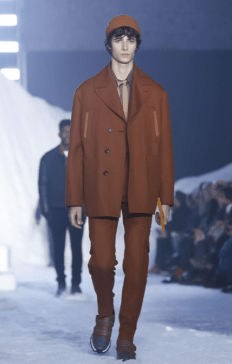 ERMENEGILDO ZEGNA MENSWEAR FALL WINTER 2018 MILAN2