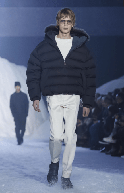 ERMENEGILDO ZEGNA MENSWEAR FALL WINTER 2018 MILAN27