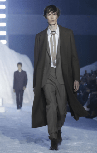 ERMENEGILDO ZEGNA MENSWEAR FALL WINTER 2018 MILAN6