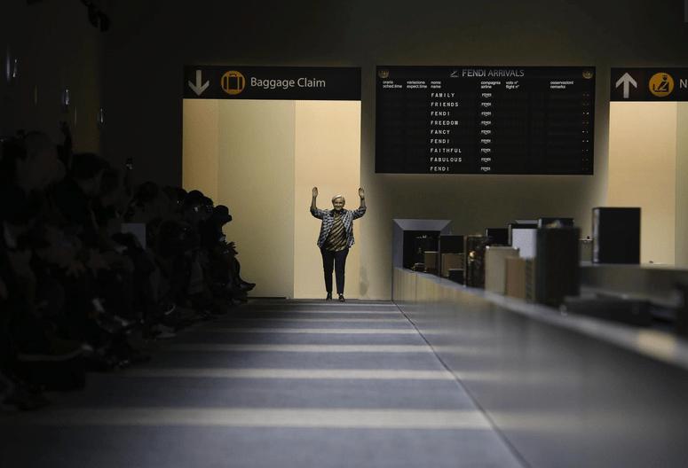 FENDI MENSWEAR FALL WINTER 2018 MILAN2