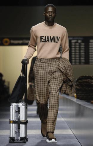 FENDI MENSWEAR FALL WINTER 2018 MILAN38