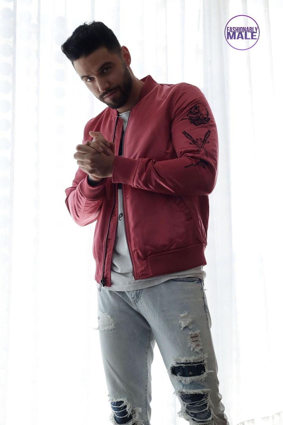 Fernando Lozada by Afif Kattan for Fashionably Male10