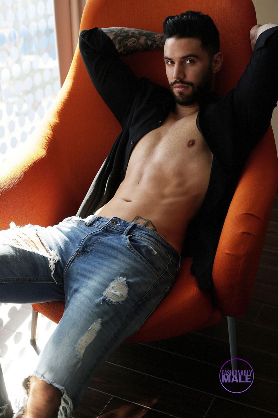 Fernando Lozada by Afif Kattan for Fashionably Male3