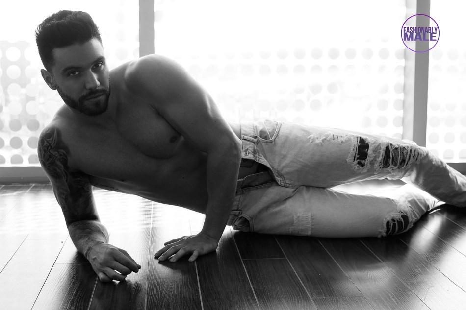 Fernando Lozada by Afif Kattan for Fashionably Male6