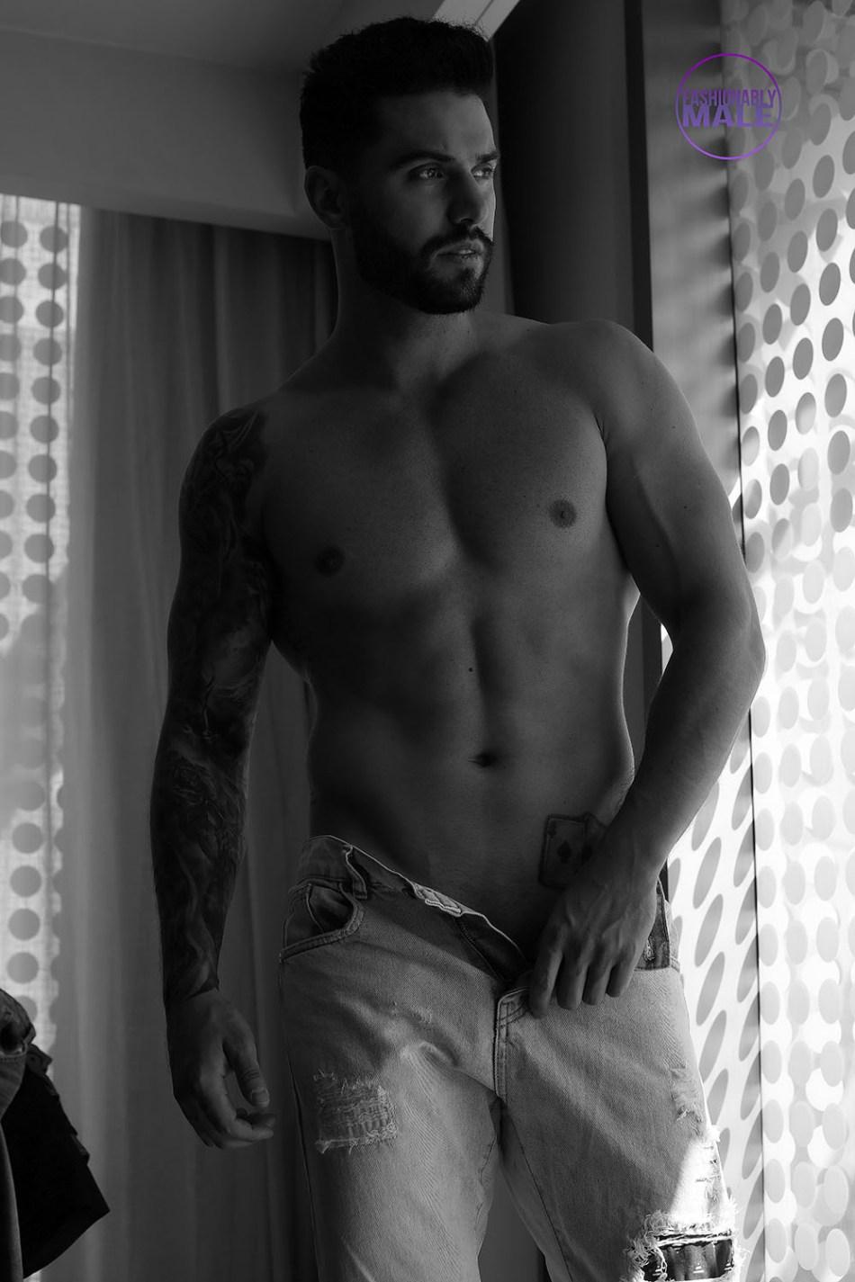 Fernando Lozada by Afif Kattan for Fashionably Male7