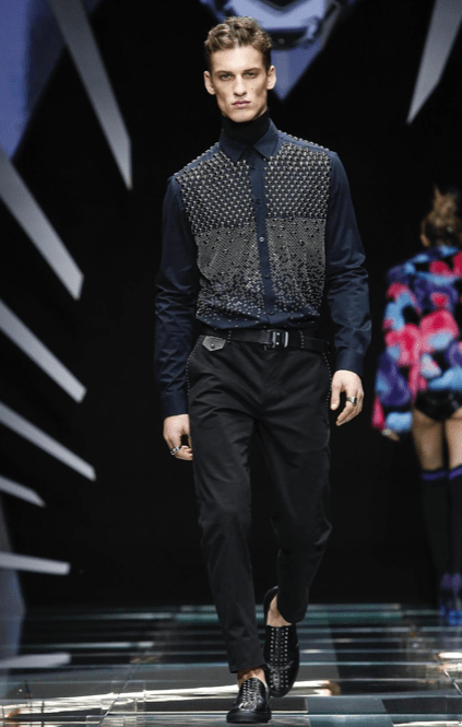 FRANKIE MORELLO MENSWEAR FALL WINTER 2018 MILAN72