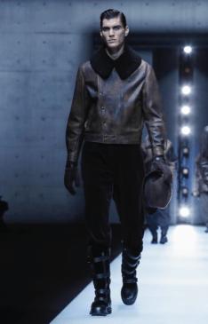 GIORGIO ARMANI MENSWEAR FALL WINTER 2018 MILAN2