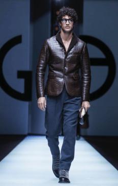 GIORGIO ARMANI MENSWEAR FALL WINTER 2018 MILAN21