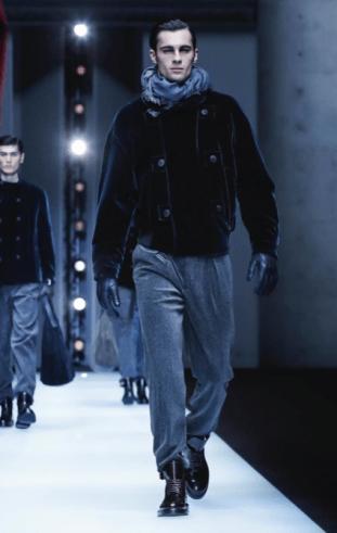 GIORGIO ARMANI MENSWEAR FALL WINTER 2018 MILAN32