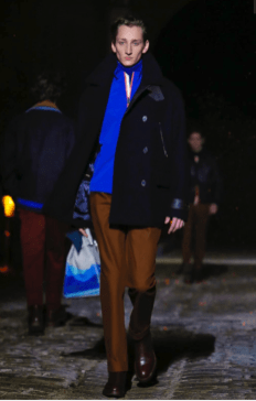 HERMES MENSWEAR FALL WINTER 2018 PARIS24