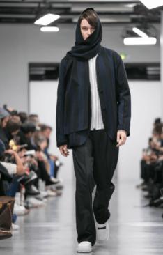 ISSEY MIYAKE MEN MENSWEAR FALL WINTER 2018 PARIS17