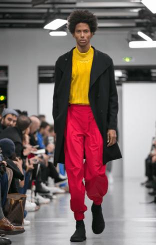 ISSEY MIYAKE MEN MENSWEAR FALL WINTER 2018 PARIS18
