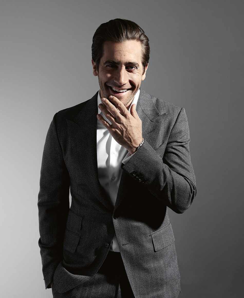 Jake Gyllenhaal GQ Australia February 201811