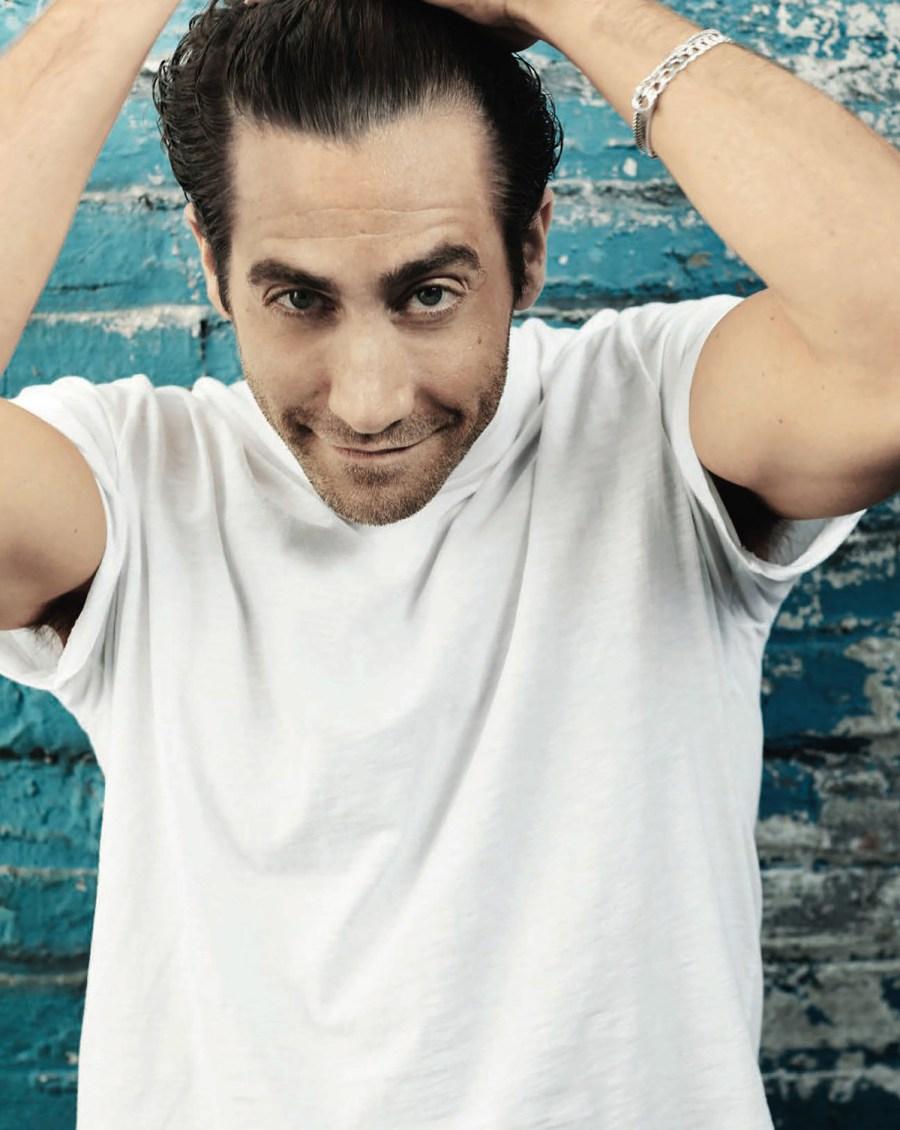 Jake Gyllenhaal GQ Australia February 201812