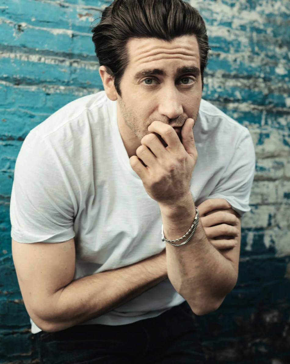 Jake Gyllenhaal GQ Australia February 201813
