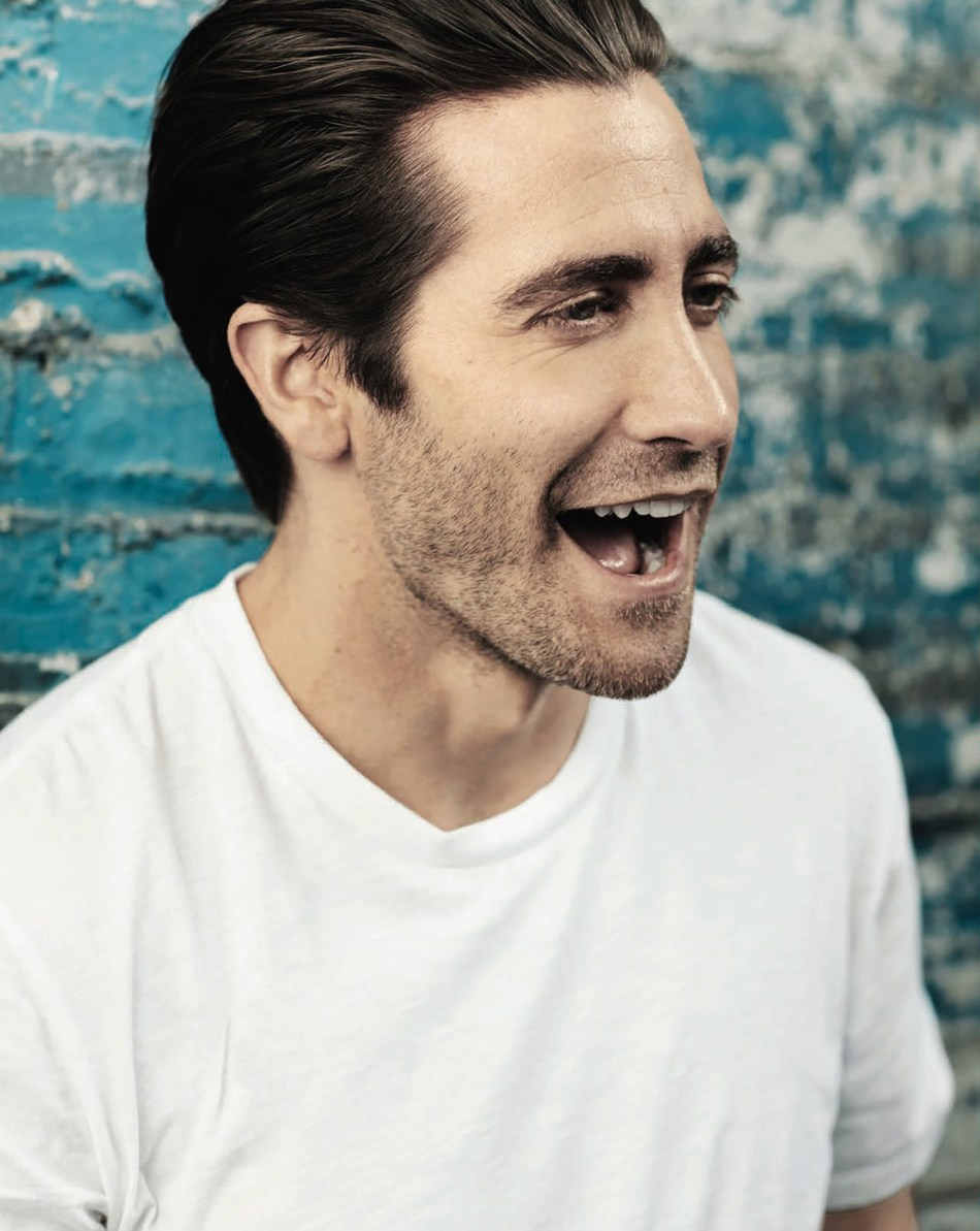 Jake Gyllenhaal GQ Australia February 20184