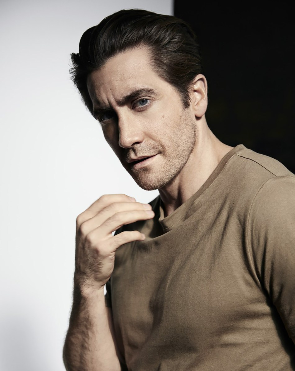 Jake Gyllenhaal GQ Australia February 20186