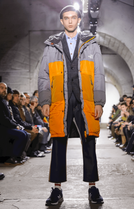 JUNYA WATANABE MAN MENSWEAR FALL WINTER 2018 PARIS12