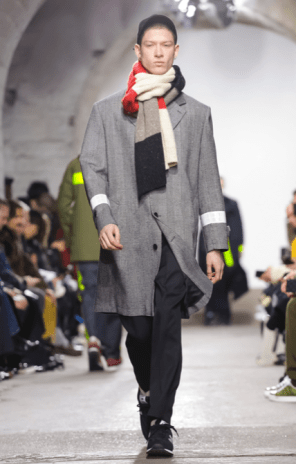 JUNYA WATANABE MAN MENSWEAR FALL WINTER 2018 PARIS18