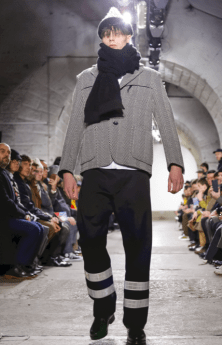 JUNYA WATANABE MAN MENSWEAR FALL WINTER 2018 PARIS23