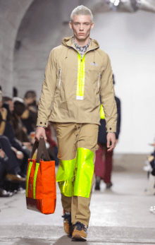 JUNYA WATANABE MAN MENSWEAR FALL WINTER 2018 PARIS28