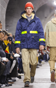 JUNYA WATANABE MAN MENSWEAR FALL WINTER 2018 PARIS36