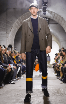 JUNYA WATANABE MAN MENSWEAR FALL WINTER 2018 PARIS40