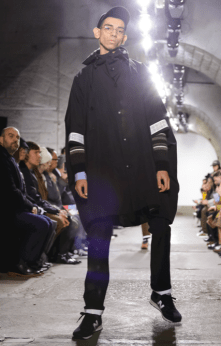 JUNYA WATANABE MAN MENSWEAR FALL WINTER 2018 PARIS50