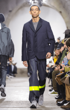 JUNYA WATANABE MAN MENSWEAR FALL WINTER 2018 PARIS7