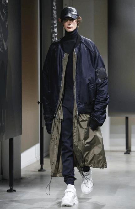 JUUN J. MENSWEAR FALL WINTER 2018 PARIS29