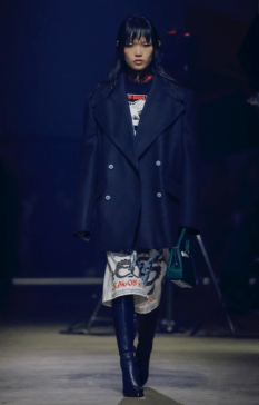 KENZO MEN & WOMEN MENSWEAR FALL WINTER 2018 PARIS22