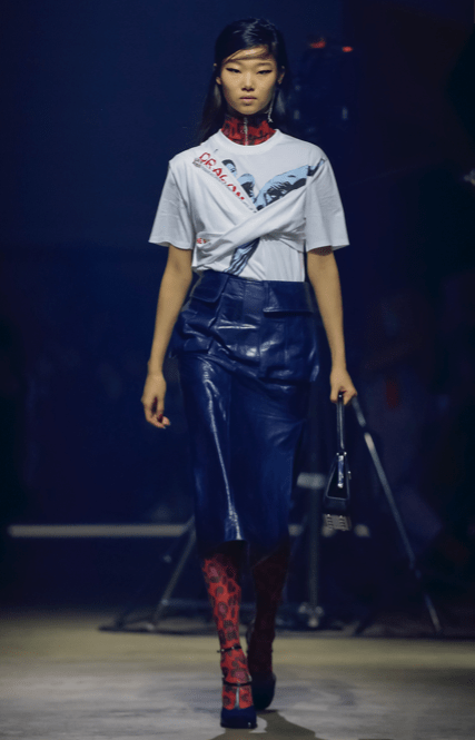 KENZO MEN & WOMEN MENSWEAR FALL WINTER 2018 PARIS34