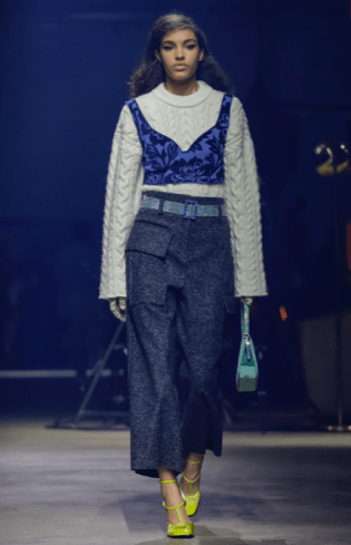 KENZO MEN & WOMEN MENSWEAR FALL WINTER 2018 PARIS41