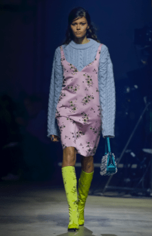 KENZO MEN & WOMEN MENSWEAR FALL WINTER 2018 PARIS46
