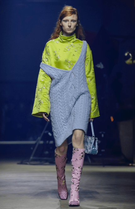 KENZO MEN & WOMEN MENSWEAR FALL WINTER 2018 PARIS49